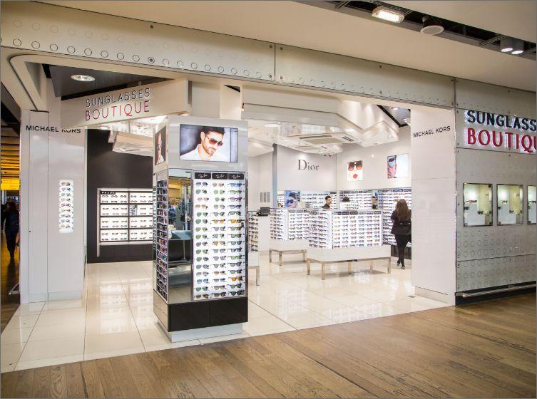 Sunglasses Category Development WDF